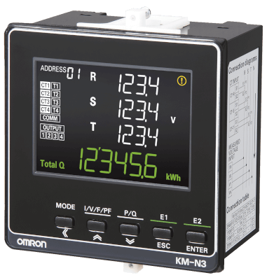 Omron Energy monitoring devices