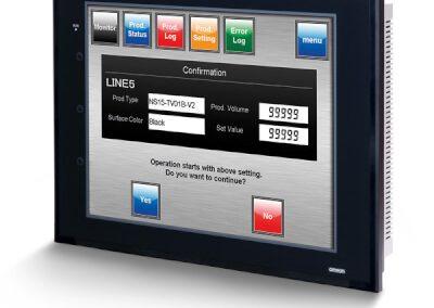 Omron Human Machine Interfaces HMI