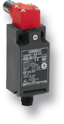 Omron Safety Limit Switches