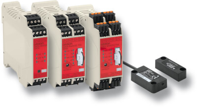 Omron Safety logic control systems