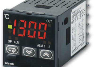 Omron Temperature Controllers & Sensors
